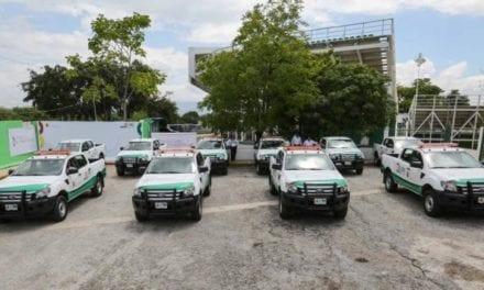Adquiere Gobierno de Chiapas 10 pick-ups Ford