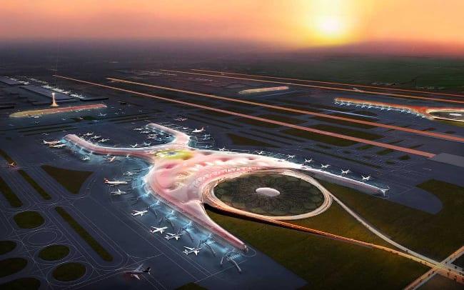 Habrá consulta por el Nuevo Aeropuerto de la CDMX