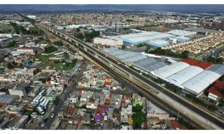 Toluca y Naucalpan estrenan distribuidores viales