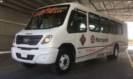Suma Navistar México las carrocerías Marcopolo