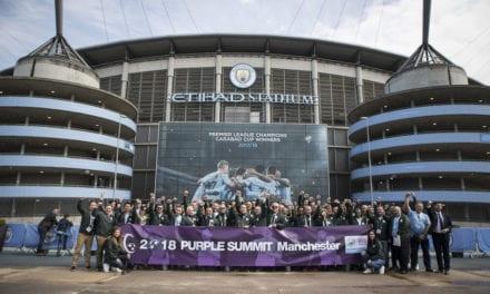 Nexen Tire concluye con éxito la Cumbre Púrpura 2018