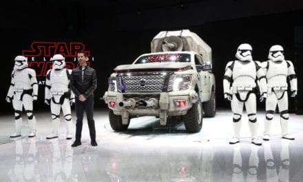 TITAN AT-M6, inspirada en Star Wars