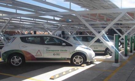 Impacto positivo de taxis eléctricos de Nissan