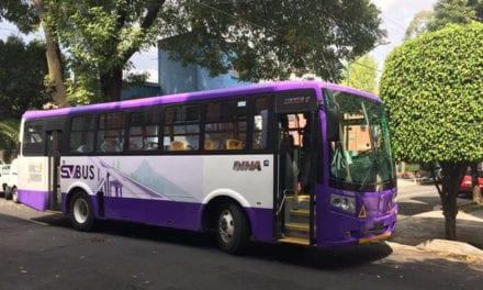 Correrán autobuses DINA en segundos pisos