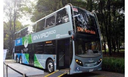 Confirman Línea 7 del Metrobús con autobuses de doble piso