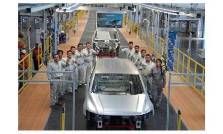 Construye VW la primera carrocería de Tiguan en Puebla