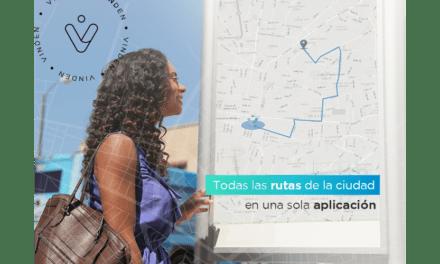 Fortalece app el transporte público de Mérida