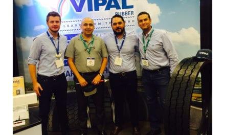 Destaca participación de Vipal en la Great American Trucking Show