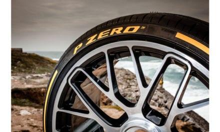 Lanza Pirelli línea P Zero de ajuste perfecto