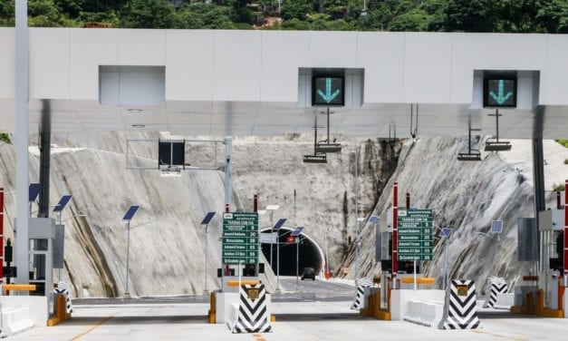 Lista 1ª fase de macrotúnel en Acapulco