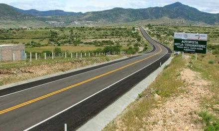 En operación el tramo Mitla-Santa María Albarradas
