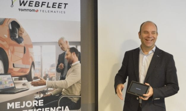 Presenta TomTom Telematics dispositivo para gestión de flotillas