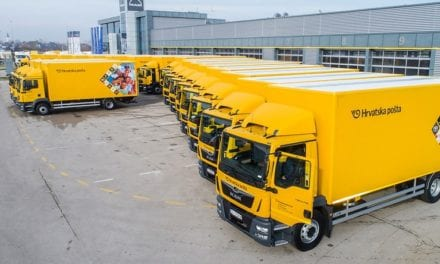 Incorporan 27 camiones MAN para servicios de envío en Croacia
