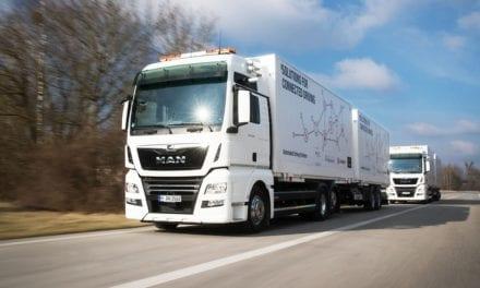 MAN Truck & Bus participa en platooning para aplicaciones logísticas
