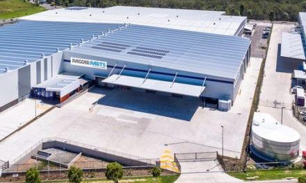 2 nuevos centros de distribución de PACCAR Parts