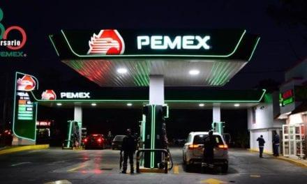 Asegura Pemex que no hay desabasto