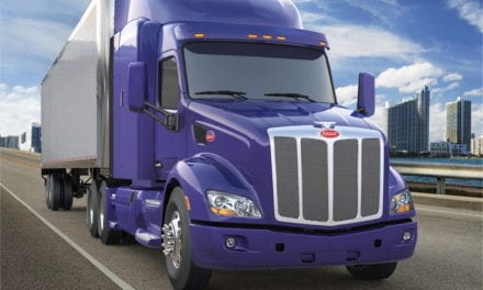 Aumenta Peterbilt la seguridad del camión 579