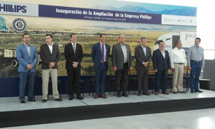 10 años de éxitos de Phillips Industries en Coahuila