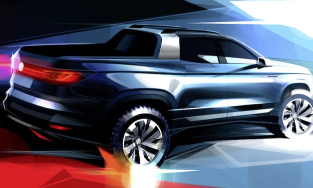 Llega una pick-up con ADN Volkswagen