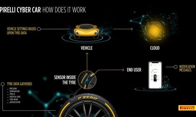 Preparan sistema de neumáticos inteligentes