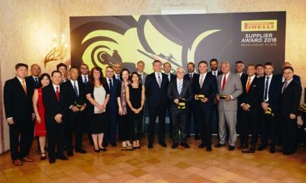 Premia Pirelli la calidad de sus proveedores