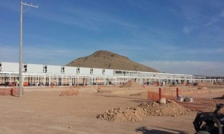 Avanza construcción de la planta Goodyear en SLP
