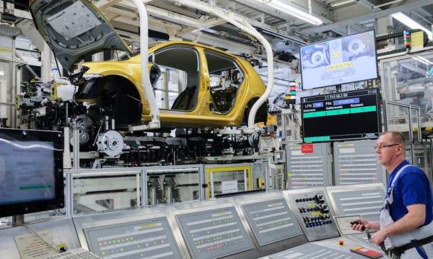 Renovará Volkswagen sus plantas en todo el mundo