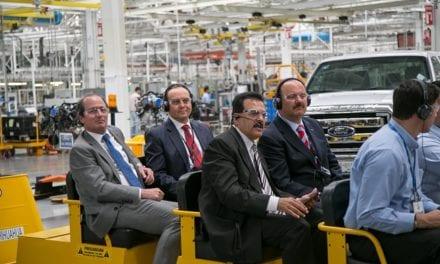 Invierte Ford mil 100 mdd en ampliación de planta de motores