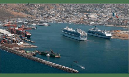 Entregan certificado de puerto verde a Ensenada