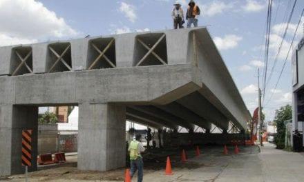 Dan más recursos para concluir Viaducto en Puebla