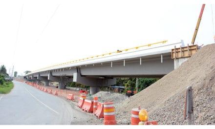 Avanza reconstrucción del puente El Cuajilote