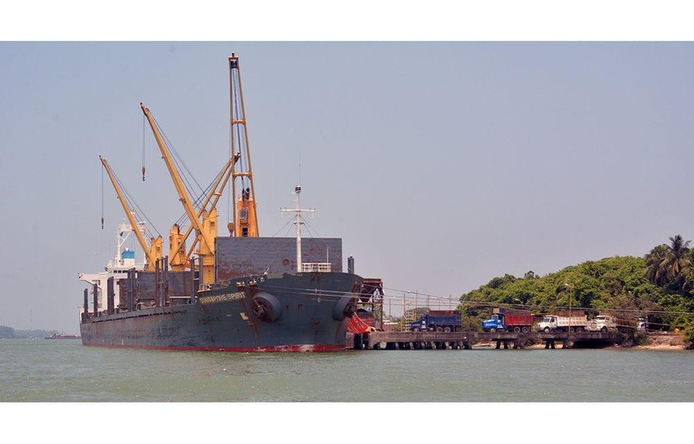 Entregan acceso al Puerto de Tuxpan