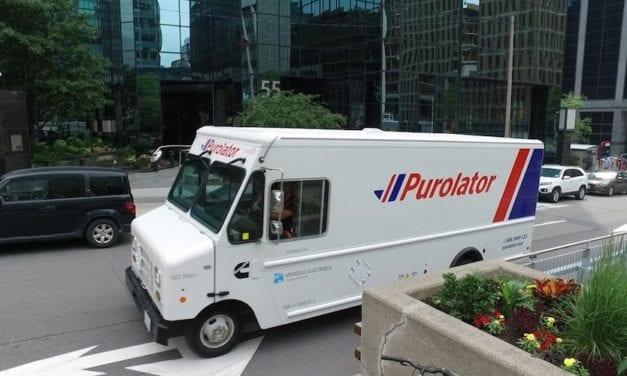 Prueban en Canadá camión eléctrico de Cummins