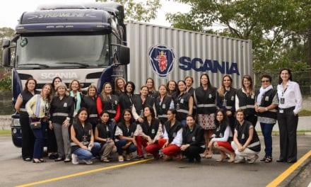Fomenta Scania participación de mujeres en el transporte