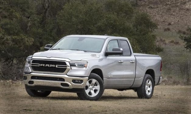 RAM 1500, entre los 10 Best Interiors de Wards