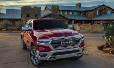 Segura y robusta llega la RAM 1500 Limited 2019