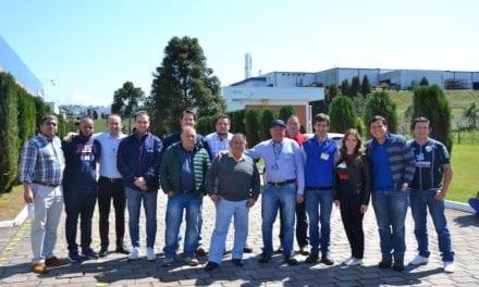 Socia de España participa en capacitación de Vipal