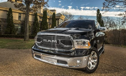 Presentan la nueva Ram Laramie Limited 2016