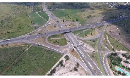 Inauguran la autopista Salamanca-León