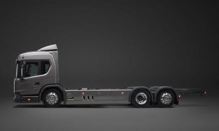 Versátiles camiones híbridos para aplicaciones urbanas
