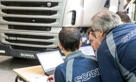 Certifica Scania a sus técnicos de servicio a nivel nacional