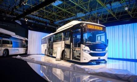 Nuevas tecnologías de Scania en el Busworld 2017