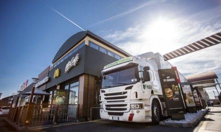 Coopera Scania para reducir huella de carbono de McDonald's