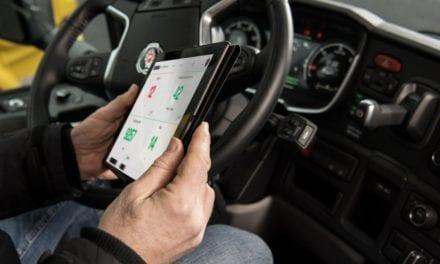 Recibe Scania premio de telemática en Alemania