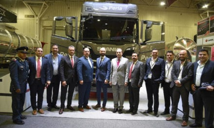 Scania en Expo Proveedores 2018