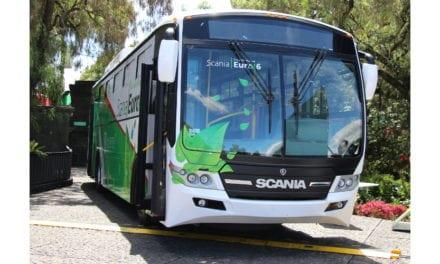 Celebra Scania el impulso de vehículos a gas natural