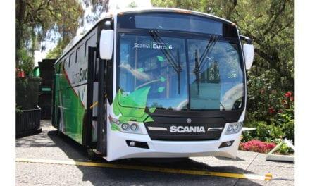 Presente Scania en el foro Alternativas Verdes