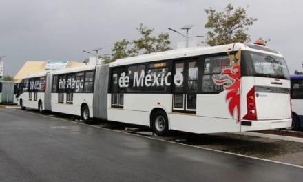 Contribuye Scania a la transformación del transporte público