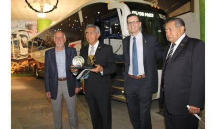 20 unidades Scania para Autotransportes SP-SC