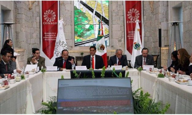Comparte la SCT sus objetivos de infraestructura con la Conago